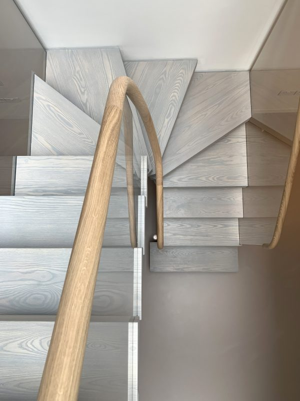St Johns Wood Extension Staircase