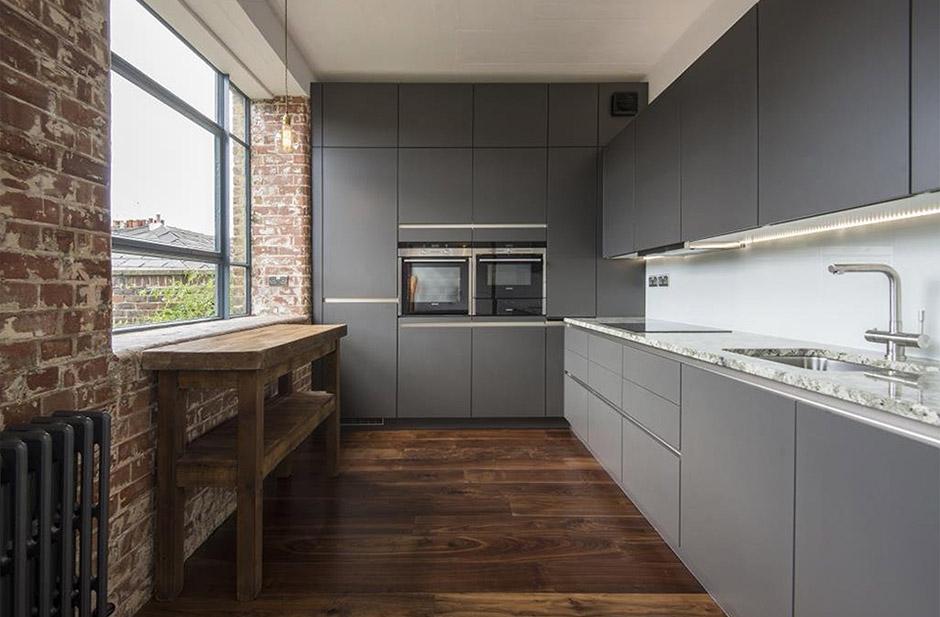 Camden Refurbishment Kitchen