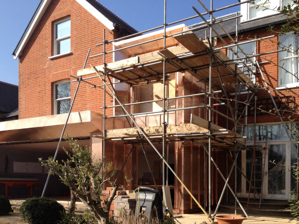 Modernising A House
